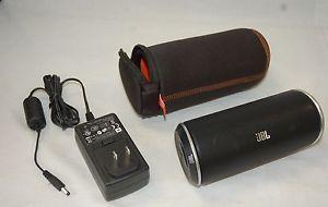 JBL Flip Wireless Bluetooth Portable Stereo Speaker Black System iPhone 5 4S 4
