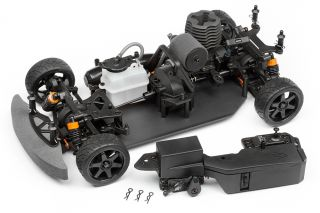 HPI 112619 Nitro RS4 3 Mustang RTR x RTR Radio Control CARHPID0943 GP