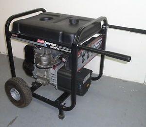 Coleman Powermate 6875 Portable Generator PMA525500