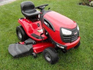 "Craftsman Riding Mower Garden Tractor YTS4500 26 HP 54"" Deck Bagger"