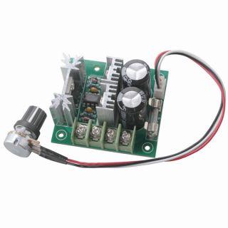 CCMHCW DC 12V 40V 400W 10A Adjustable DC Motor Speed Controller PWM Controller
