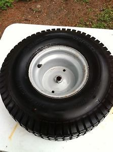 Used Scott S By John Deere 2048 Lawn Tractor Does Not Run