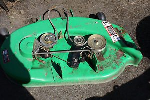 "John Deere Sabre 38"" Riding Mower Deck"