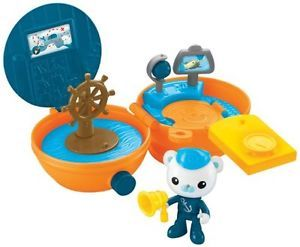 Octonauts on The Go Pod Barnacles Room