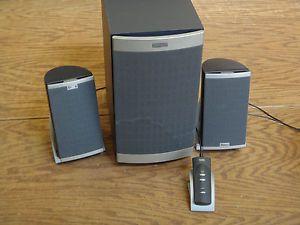 Altec Lansing 621 Computer Speakers