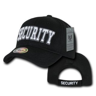 Hat Ball Caps US Security Force Public Safety Air Mesh Baseball Caps J002