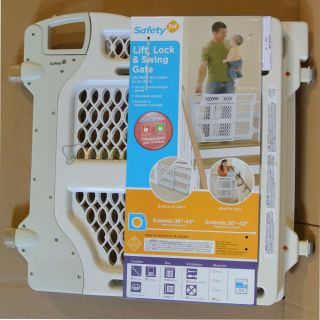 """New Safety 1ST® 23"""" Security Gate Baby Kid Pet Dog Security Gate Free Shipping"""