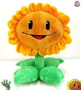 Plants vs Zombies Plush Soft Toys Sunflower 30cm