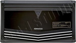 Kenwood KAC 7005ps Car Audio Stereo 5 Channel 5CH 12000W Power Amplifier Amp