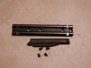Remington 760 Gamemaster 30 06 Ejector Port Cover and Scope Mount
