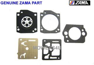 Genuine Zama Carburetor Kit GND 73 GND73 Fits Husqvarna 750 C3 EL29 Carbs