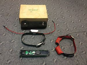 Tracker FTV 466 Dog Tracking System w 2 Collars