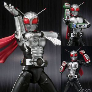 Bandai SH Figuarts Masked Kamen Rider Super 1 Action Figure SHF