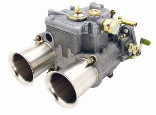 New Inglese 40mm Weber Style Dcoe Side Draft 2BBL Carburetor NG1655