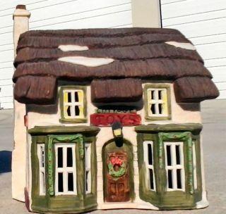 Cottage Toy Shop New Department Dept 56 Dickens Village D56 DV