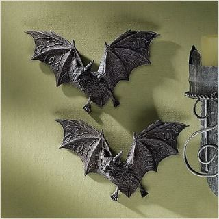 Count Dracula's Vampire Bats Wall Decorations Halloween Decor Displays Props
