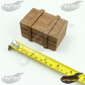 X17 41 1 6 Scale Custom Wooden Crates Boxes Hands Made