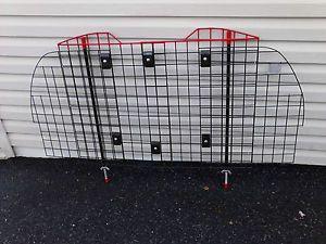 Kennel Aire Van SUV Car Auto Vehicle Pet Dog Gate Separator Barrier