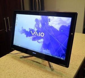 "Vaio L Series All in One Desktop PC 24"" Full HD Touchscreen Display"