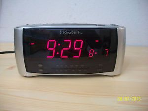Emerson Research Radio Smart Set Dual Alarm Am FM Clock Radio CKS2288
