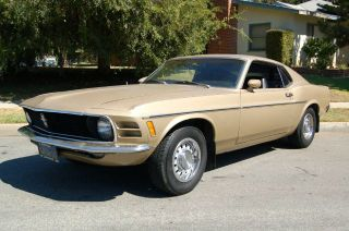 1970 Ford Mustang Fastback V8