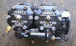 1997 Arctic Cat Cougar 550 Engine
