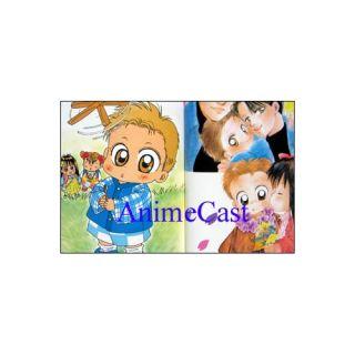 Akachan to Boku Baby Me Marimo Ragawa Anime Art Book