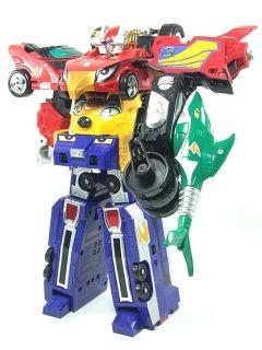 Power Rangers RPM Engine Sentai Go onger Mecha DX 04 Engine Birca
