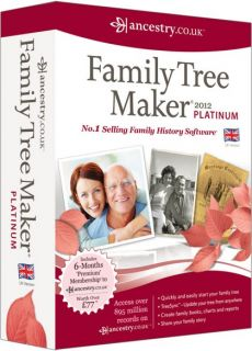 Beyond The Basics Family Tree Maker 2012 Advanced Users Guide Book New