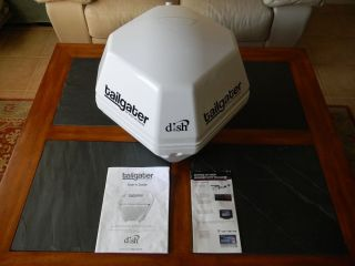 Dish Tailgater by Dish Network Satellite Antenna