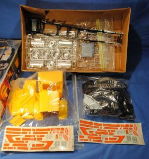 Monogram Peterbilt 359 Truck 1 16 Scale Model Kit Vintage 1980