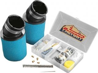 Factory Pro Airbox Plus Jet Kit with Filters 1992 1999 Honda CBR900RR