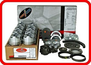 "96 99 Chevrolet GM 454 7 4L OHV V8 ""J"" Vortec Engine Rebuild Kit"