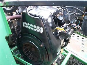 John Deere Gator AMT 600 KF 82 D x 9 HP Engine Used