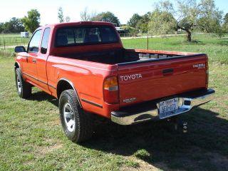 1999 Toyota Tacoma SR5 4x4 V6 Ext Cab Auto No Reserve