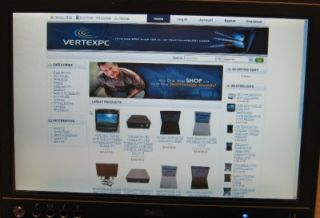 """12 1"""" Dell Latitude XT Tablet Laptop Multi Touch Screen 1 2GHz Dual Core 2 Duo"""
