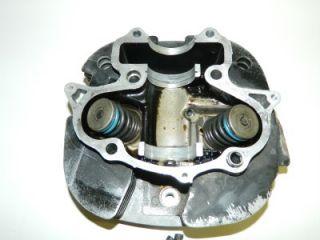 1977 Yamaha XT500 XT TT 500 Engine Cylinder Head Assembly