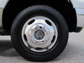Ford F350 Superduty Crew Cab Lariat 4 Wheel Drive FX4 Powerstroke Diesel Dually