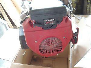 Honda Engine 20 0 V Twin Complete Elect Start Engine 23 Used