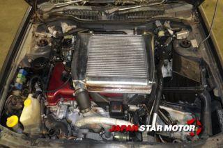 JDM Nissan Pulsar GTI R SR20DET Front Clip SR20DET Gtir Engine Complete Motor