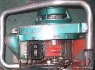 Vintage Chainsaw Homelite Super 77 w 36'' Bar