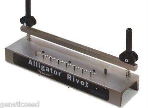 "Round Baler Belt Tool Art 7"" Splice Lacing 24 7"" Ends 12 Pins Skiver Tool"