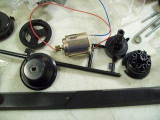 revell visible v8 engine model kit