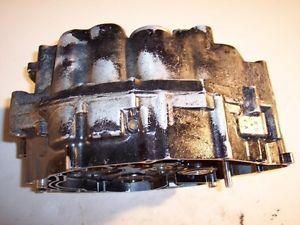 1986 86 Yamaha TT225 Engine Motor Case 1RH 002221 TT XT 225 350 600