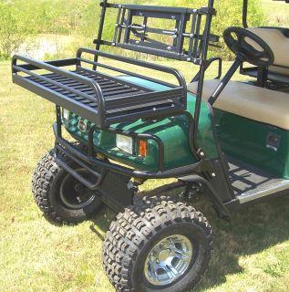 Custom Cart Front Rack Bad Boy EZGO Club Car Ruff N Tuff