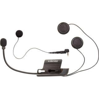 Cardo Systems Scala Rider G4 G9 Audio Kit Motorcycle Communicators