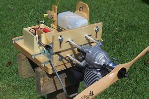 O s GT15HZ Gasoline Engine for Most 90 RC Heli