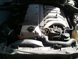 Mercedes Benz Engine E300 Turbodiesel Diesel 3 0 1998 1999 Diesel Turbo W210