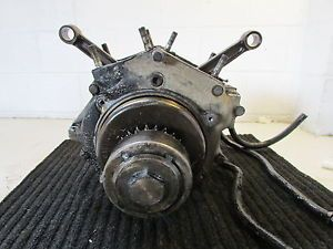 1982 Harley Shovelhead Tourglide Engine Motor Cases Block Crankshaft Rods