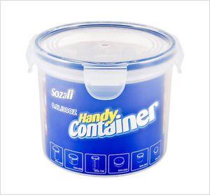 900ml Plastic Food Storage Container Tupperware Air Tight Waterproof Microwave